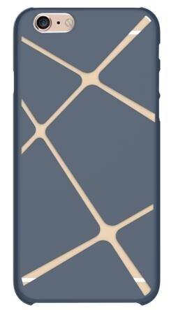Apple iPhone 7 vāciņš X-LINE Azulo zils