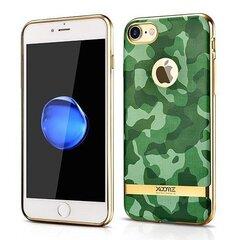 Zaļš aizmugures apvalks priekš Apple iPhone 7 cena un informācija | Maciņi, somiņas | 220.lv