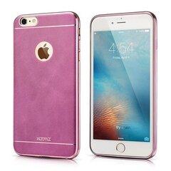 Violets aizmugures apvalks priekš Apple iPhone 6 Plus cena un informācija | Maciņi, somiņas | 220.lv