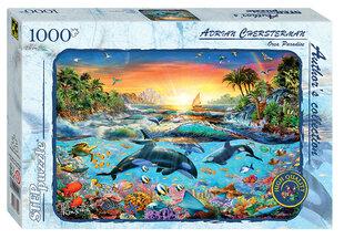 "Puzle Step Puzzle 1000 ""Okeāns"" cena un informācija | Puzle Step Puzzle 1000 ""Okeāns"" | 220.lv"