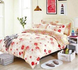 Двухсторонний комплект постельного белья, 3 части
