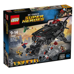 76087 LEGO® DC Comics Super Heroes Batmobile Нападение с воздуха