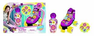 Набор Disney Soy Luna: EDT для девочек 100 ml + шнурки + декоративные наклейки