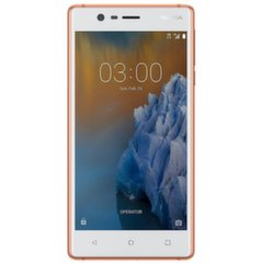 Nokia 3 Dual LTE copper white 16GB