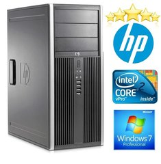 HP 8000 Elite 320GB Win7 Pro