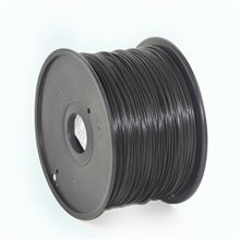 Flashforge ABS plastic filament 1.75 mm diameter, 1kg/spool, Black