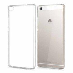 Mocco Ultra Back Case 0.3 mm silikona apvalks priekš Huawei P10 Caurspīdīgs