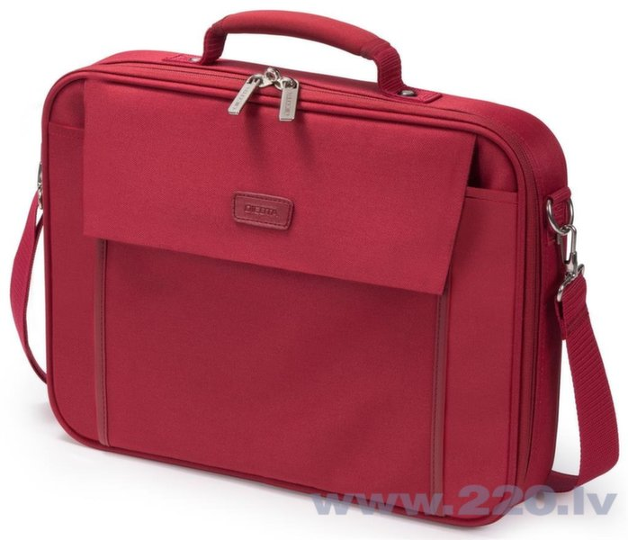 Dicota Multi BASE 15 - 17.3 Red (sarkana) notebook soma