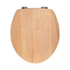 Медленно падающая крышка унитаза Sensea Blanka+ , (светло-коричневая)