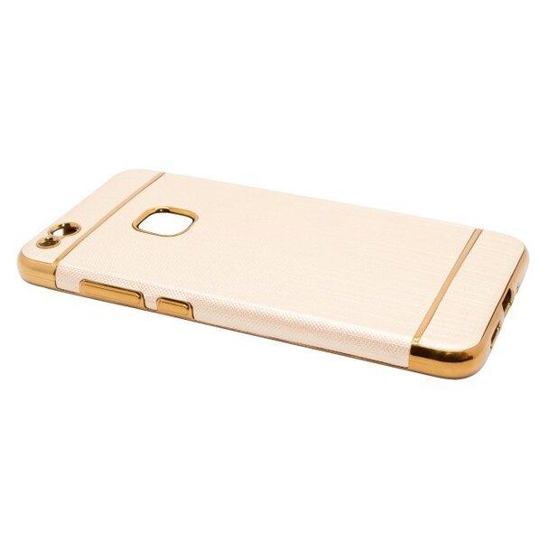 Mocco Exclusive Crown silikona apvalks priekš Samsung A320 Galaxy A3 (2017) Zeltains cena