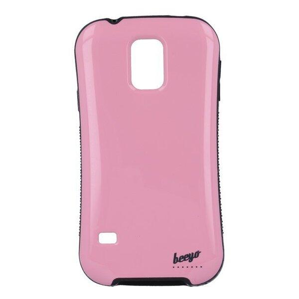 Beeyo Candy Cotton silikona apvalks priekš Samsung G920 Galaxy S6 Rozā cena