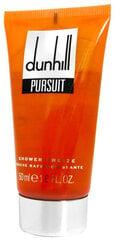 Dušas želeja Dunhill Pursuit 50 ml cena un informācija | Parfimēta vīriešu kosmētika | 220.lv