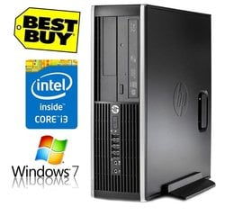 HP 8200 Elite 500GB Win7 Pro