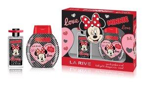 Komplekts La Rive Minnie: EDP 50 ml + šampūns -dušas želēja 250 ml