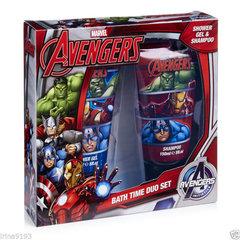 Komlekts bērniem Marvel Avengers