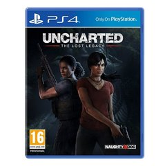 Uncharted The Lost Legacy, PS4
