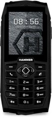 MyPhone Hammer 3 Dual, Melns