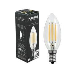 Spuldze LED FILAMENT POLUX E14 4W 400lm cena un informācija | Spuldzes | 220.lv