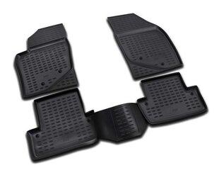 Gumijas paklāji 3D VOLVO S60 2001-2009, 4 gab. /L64004 cena un informācija | Gumijas paklāji 3D VOLVO S60 2001-2009, 4 gab. /L64004 | 220.lv
