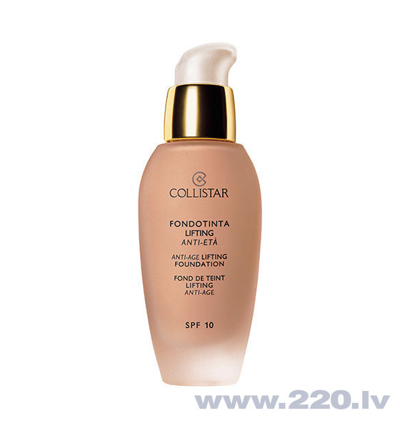 Krēm-pūderis Collistar Anti-Age Lifting SPF 10 30 ml