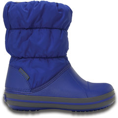 Crocs™ зимние сапоги  Winter Puff Boot Kids, CrBl/Lgr