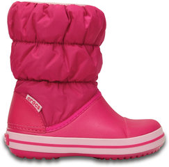 Crocs™ ziemas zābaki Winter Puff Boot Kids, Candy Pink цена и информация | Crocs™ ziemas zābaki Winter Puff Boot Kids, Candy Pink | 220.lv