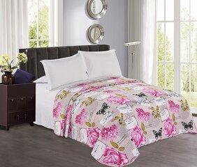 Divpusējs gultas pārklājs Gina, 220x240 cm
