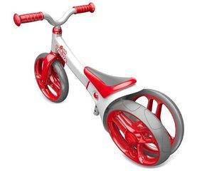 Балансовый велосипед Yvolution YVelo Twista 4L CL 2PK, красный, 100611