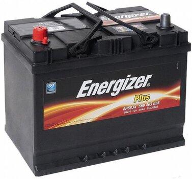 Energizer Plus Jap (+ -) 68Ah 550A