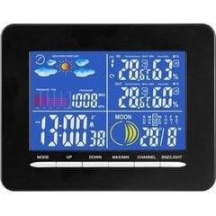 Meteoroloģiskā stacija Soens 260108 cena un informācija | Meteostacijas, termometri | 220.lv