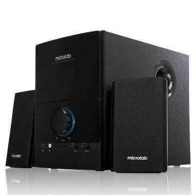 Microlab M-500 2.1 cena un informācija | Skaļruņi | 220.lv