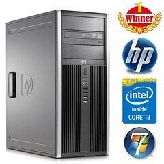 HP 8200 Elite TW i3-2100 4GB 500GB DVD WIN7Pro
