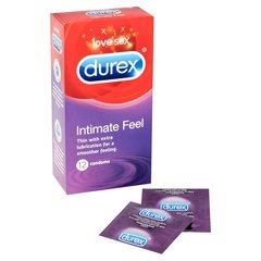 "Prezervatīvi DUREX ""Intimate feel"", 12 gab."