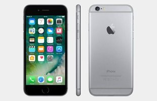 Apple iPhone 6 32GB, Pelēks