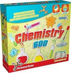 Radošais komplekts Science 4 you Ķīmiskie eksperimenti