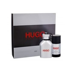 Komplekts Hugo Boss Hugo Iced: EDT 75 ml + dezodorants 75 ml
