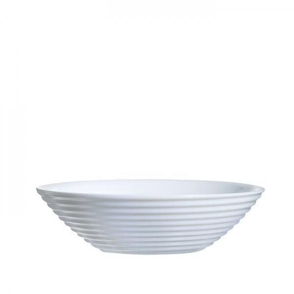 Balts zupas šķīvis Luminarc HARENA, 20 cm