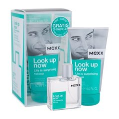 Komplekts Mexx Look Up Now: edt 50 ml + dušas želeja 150 ml