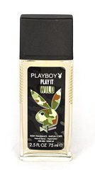 Dezodorants Playboy Play It Wild 75 ml