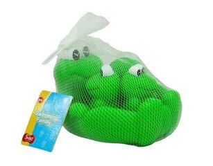 Vannas rotaļlietas Vardes ģimene, Smiki