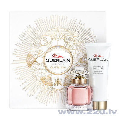 Комплект Guerlain Mon Guerlain: edp 30 мл + лосьон для тела