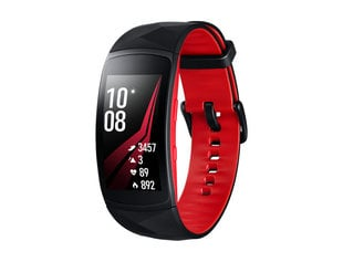 Samsung Gear Fit2 Pro SM-R365 Black/Red