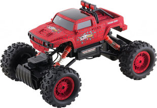 Radiovadāms Monster Truck Rock Climber Buddy Toys, 1:14