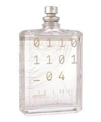 Tualetes ūdens Escentric Molecules Molecule 04 edt 100 ml cena un informācija | Sieviešu smaržas | 220.lv