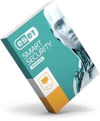 ESET Smart Security Premium 11, 2 ПК Новая лицензия на 12 месяцев или продление лицензии на 18 месяцев.