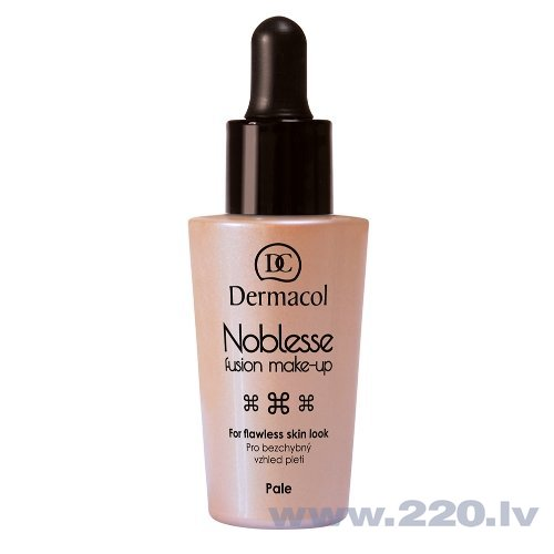 Grima pamats Dermacol Noblesse Fusion Make-Up - 25 ml
