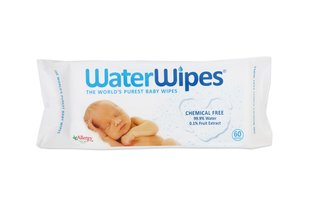 Mitrās salvetes Water Wipes, 60 gab., 4121