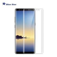 BS Tempered Glass 9H Extra Shock ekrāna aizsargstikls priekš Samsung Galaxy Note 8 Full Face Clear (EU Blister)
