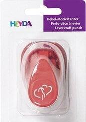 """Dekoratīvo formu izspiedējs Heyda """"2 sirdis"""" 203687451"""
