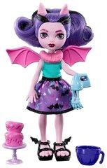 """Monster High lelle """"Mazā māsa"""" (3) (Paula Vulf, Ebe Bliu, Fandželika)"""